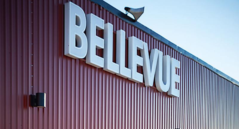 Bellevue - energioptimerad anläggning