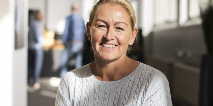 Mälarenergis HR-chef Lina Öberg blev i år utnämnd till årets personaldirektör för sitt framstående arbete inom employer branding av Universeum.