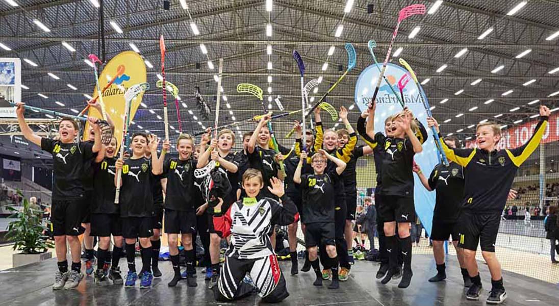MälarenergiCup - Sveriges roligaste innebandycup