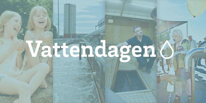 Mälarenergi bjuder in till Vattendagen den 22 april 2018.