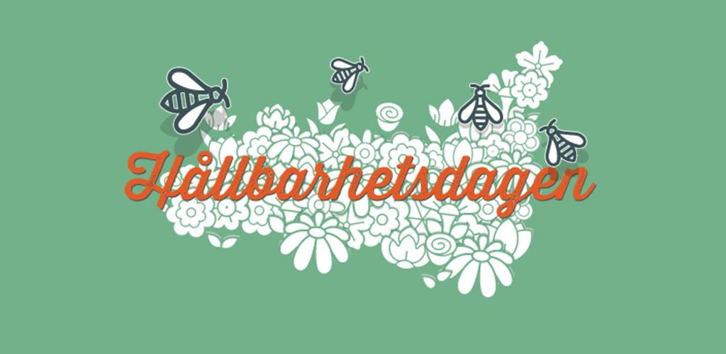 Hållbarhetsdagen på Saluhallen slakteriet i västerås.