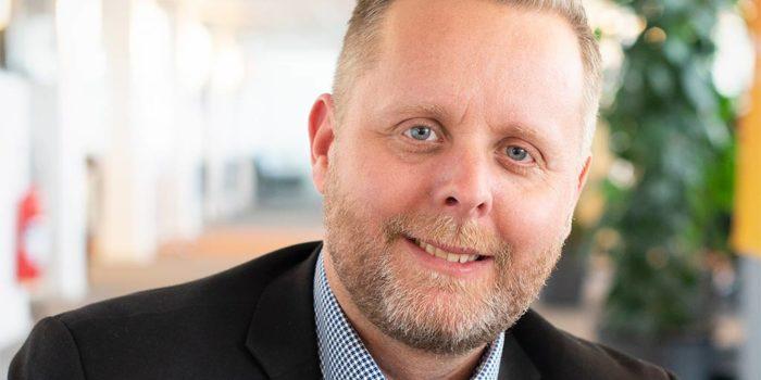 Lars Nilsson, affärsområdeschef på Mälarenergi Elhandel