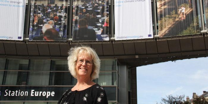 Birgitta vid Parlamentet